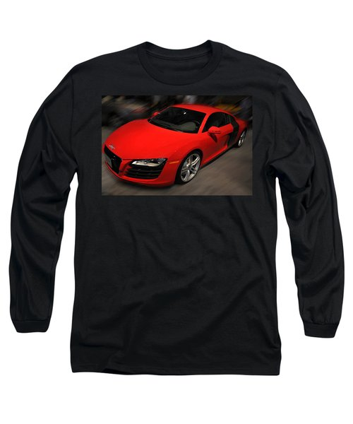 Audi R8 Long Sleeve T-Shirt