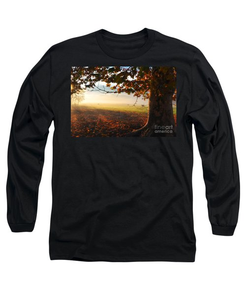 Autumn Tree Long Sleeve T-Shirt