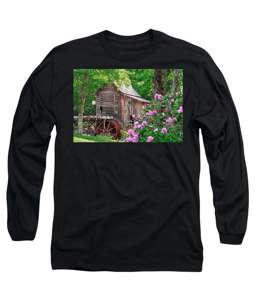 Babcock State Park Long Sleeve T-Shirt