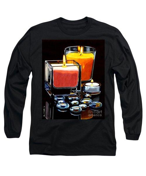 Beautiful Reflection Long Sleeve T-Shirt