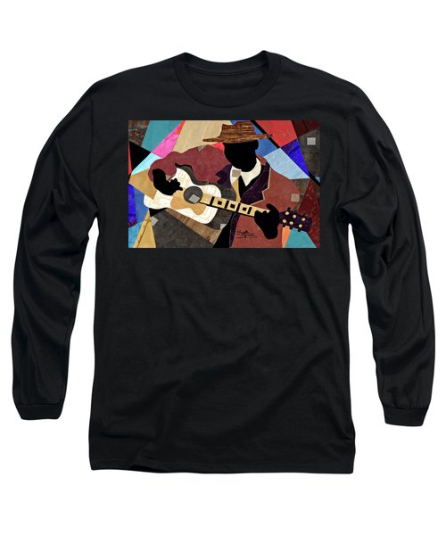 Blues Boy Long Sleeve T-Shirt
