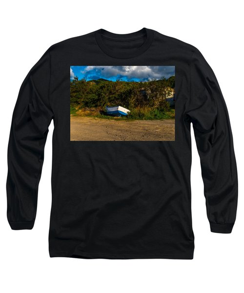 Boat At Rest Long Sleeve T-Shirt