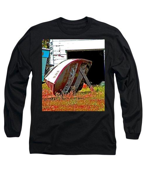 Bottom Up Long Sleeve T-Shirt
