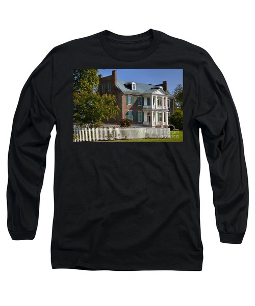 Carnton Plantation Long Sleeve T-Shirt