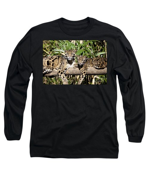 Clouded Leopards Long Sleeve T-Shirt