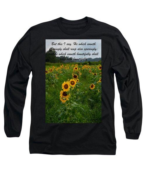2 Corinthians Long Sleeve T-Shirt