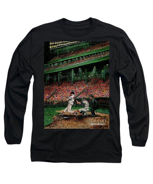 Derrek's Homerun Long Sleeve T-Shirt