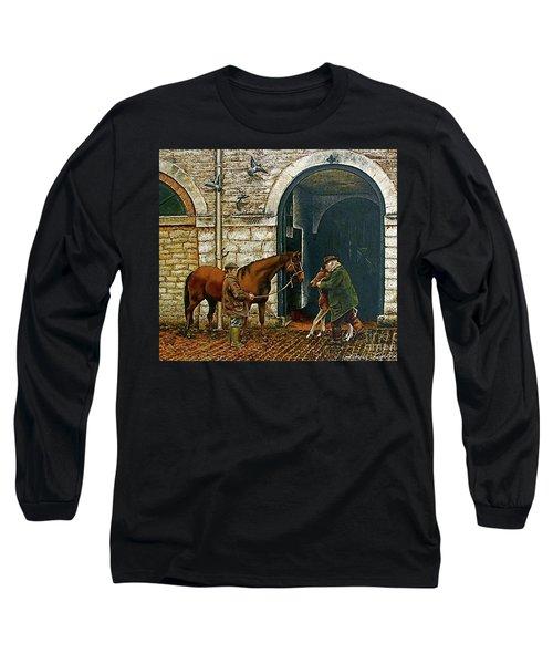 Divine Beginnings Long Sleeve T-Shirt