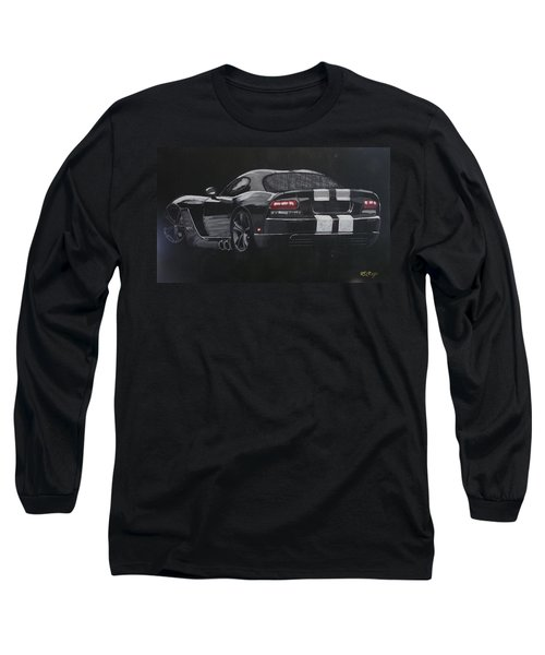 Dodge Viper 1 Long Sleeve T-Shirt