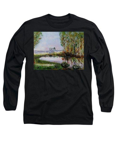 Fairhope Al. Duck Pond Long Sleeve T-Shirt