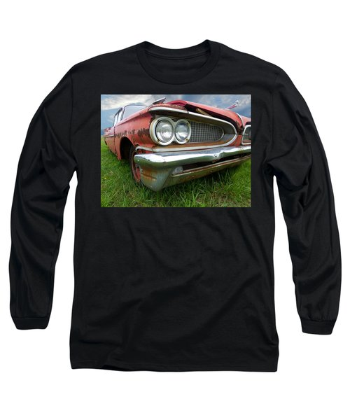 Excuse Me While I Kiss The Sky Long Sleeve T-Shirt
