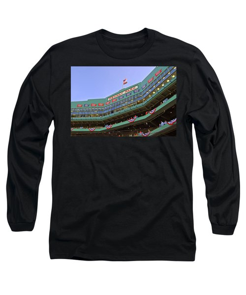 Fenway's 100th Long Sleeve T-Shirt