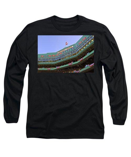 Fenway's 100th Long Sleeve T-Shirt