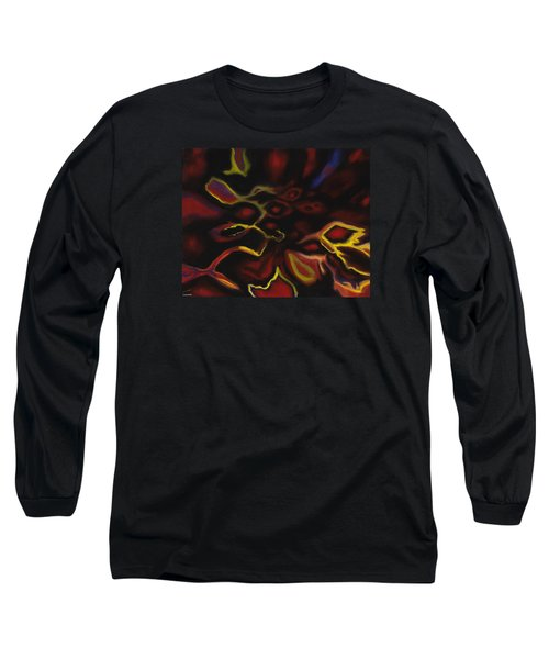 Fiamma Dell'anima Long Sleeve T-Shirt