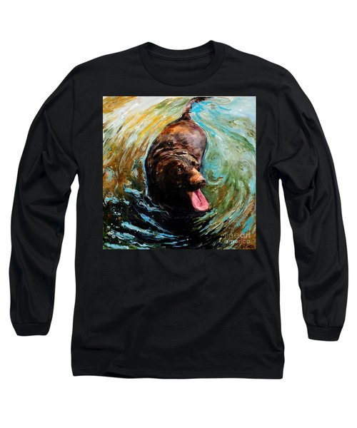 Fudge Ripple Long Sleeve T-Shirt