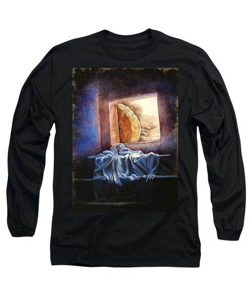 He Is Risen Long Sleeve T-Shirt