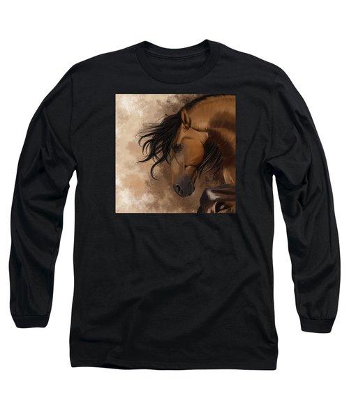 Hidden Sadness Long Sleeve T-Shirt