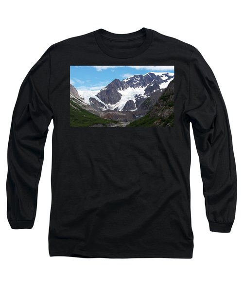 Long Sleeve T-Shirt featuring the photograph Ice And Snow by Aimee L Maher Photography and Art Visit ALMGallerydotcom
