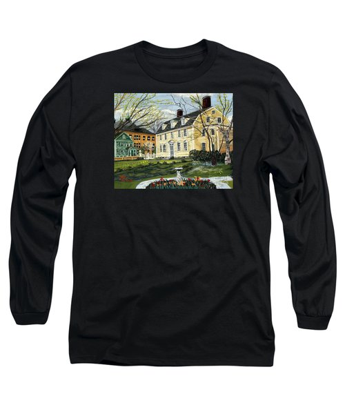 John Paul Jones House Long Sleeve T-Shirt