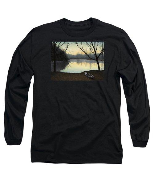 Lake Lene' Morning Long Sleeve T-Shirt