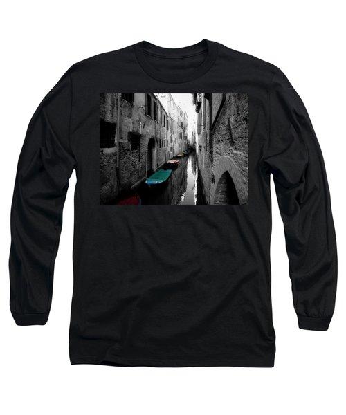 L'aqua Magica Long Sleeve T-Shirt by Micki Findlay