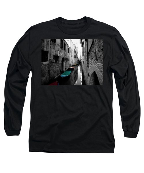 L'aqua Magica Long Sleeve T-Shirt