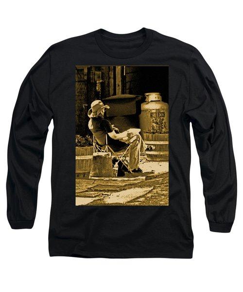 Locke Artist Long Sleeve T-Shirt