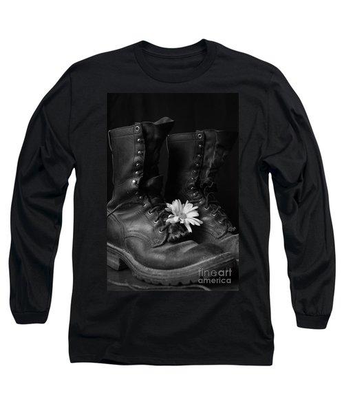 Many Miles Long Sleeve T-Shirt