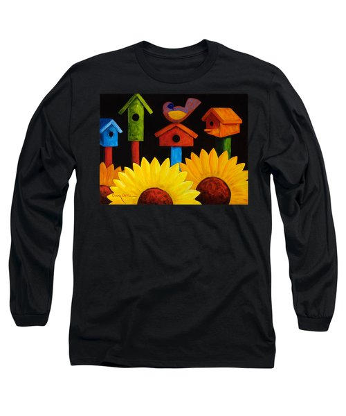 Midnight Garden Long Sleeve T-Shirt