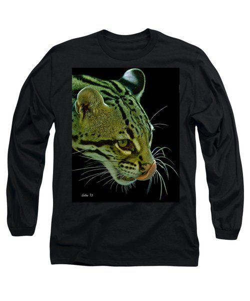 Ocelot Long Sleeve T-Shirt