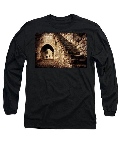 Pont Valentre / Cahors Long Sleeve T-Shirt