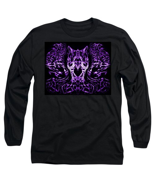 Purple Series 4 Long Sleeve T-Shirt