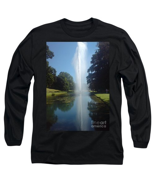 Long Sleeve T-Shirt featuring the photograph Reaching High by Tracey Williams