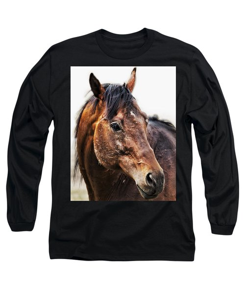 Resilience Long Sleeve T-Shirt by Belinda Greb