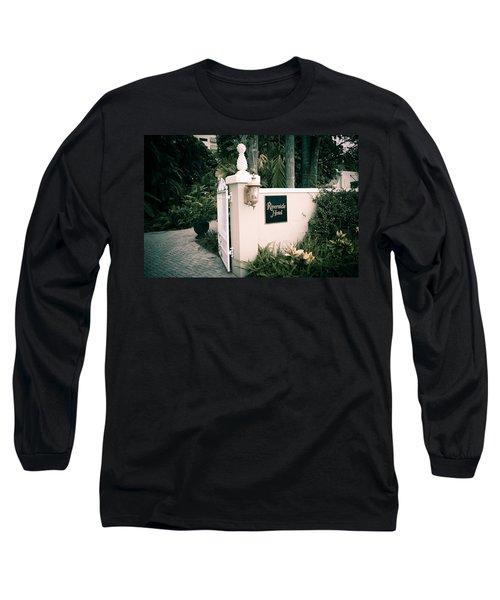 Riverside Hotel Long Sleeve T-Shirt
