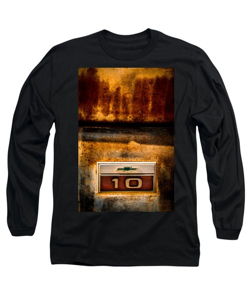 Rusted C10 Long Sleeve T-Shirt