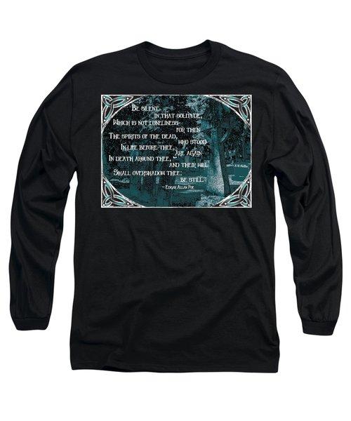Spirits Of The Dead Long Sleeve T-Shirt