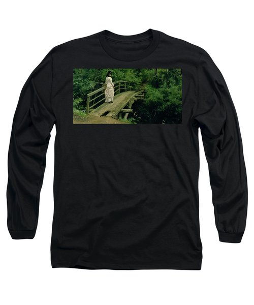 Summer Landscape Long Sleeve T-Shirt