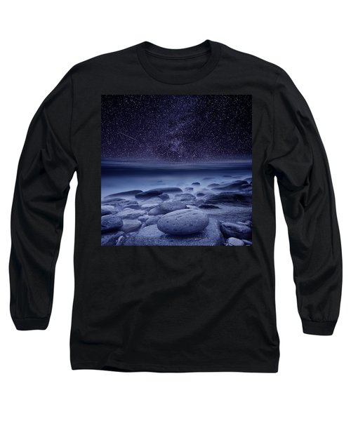 The Cosmos Long Sleeve T-Shirt by Jorge Maia