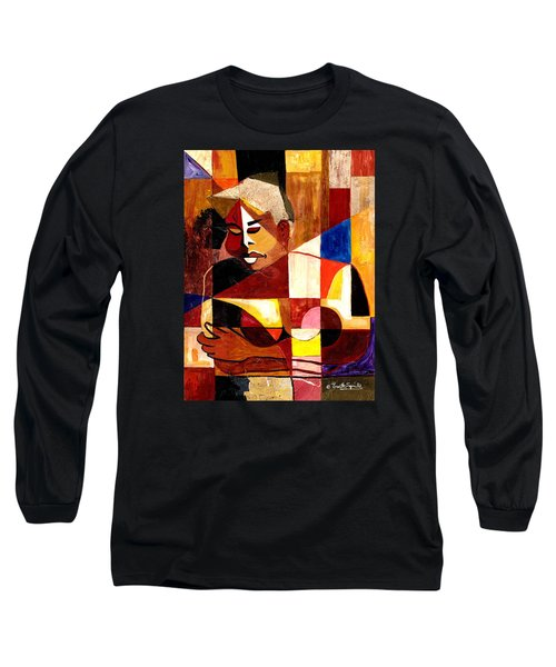 The Matriarch - Take 2 Long Sleeve T-Shirt by Everett Spruill