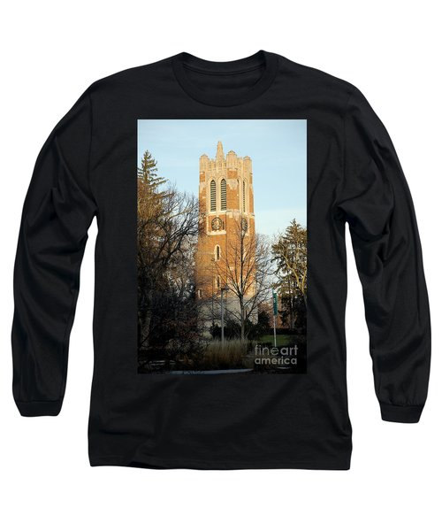 Time Long Sleeve T-Shirt by Joseph Yarbrough