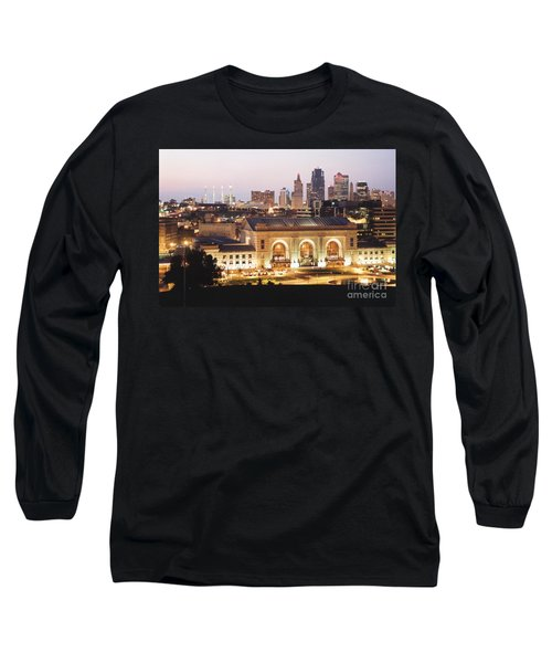 Union Station Evening Long Sleeve T-Shirt
