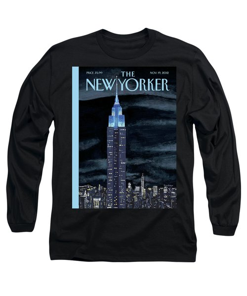 New Yorker November 19th, 2012 Long Sleeve T-Shirt