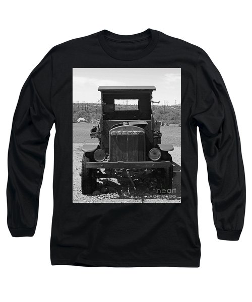 Vintage Stare Down Long Sleeve T-Shirt