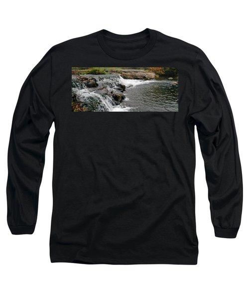 Spring Creek Waterfall Long Sleeve T-Shirt