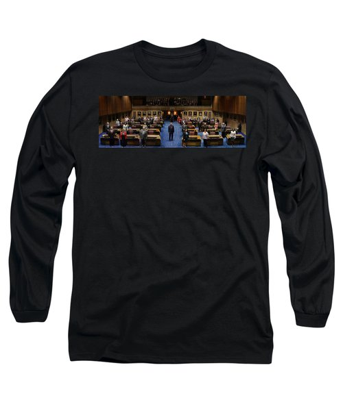 2013 Arizona Senate Portrait Long Sleeve T-Shirt