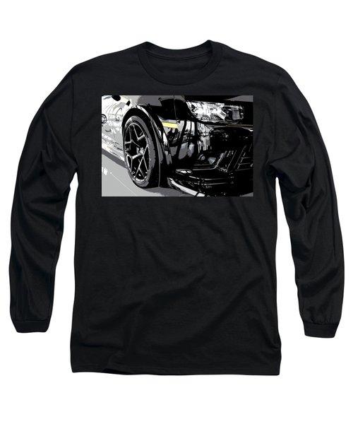 2014 Chevrolet Camaro Z28 Xl Long Sleeve T-Shirt
