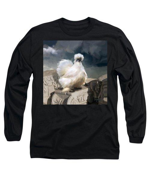 21. Silkie Akropolis Long Sleeve T-Shirt