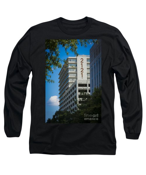 2121 Building Long Sleeve T-Shirt