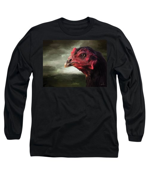 22. Game Hen Long Sleeve T-Shirt